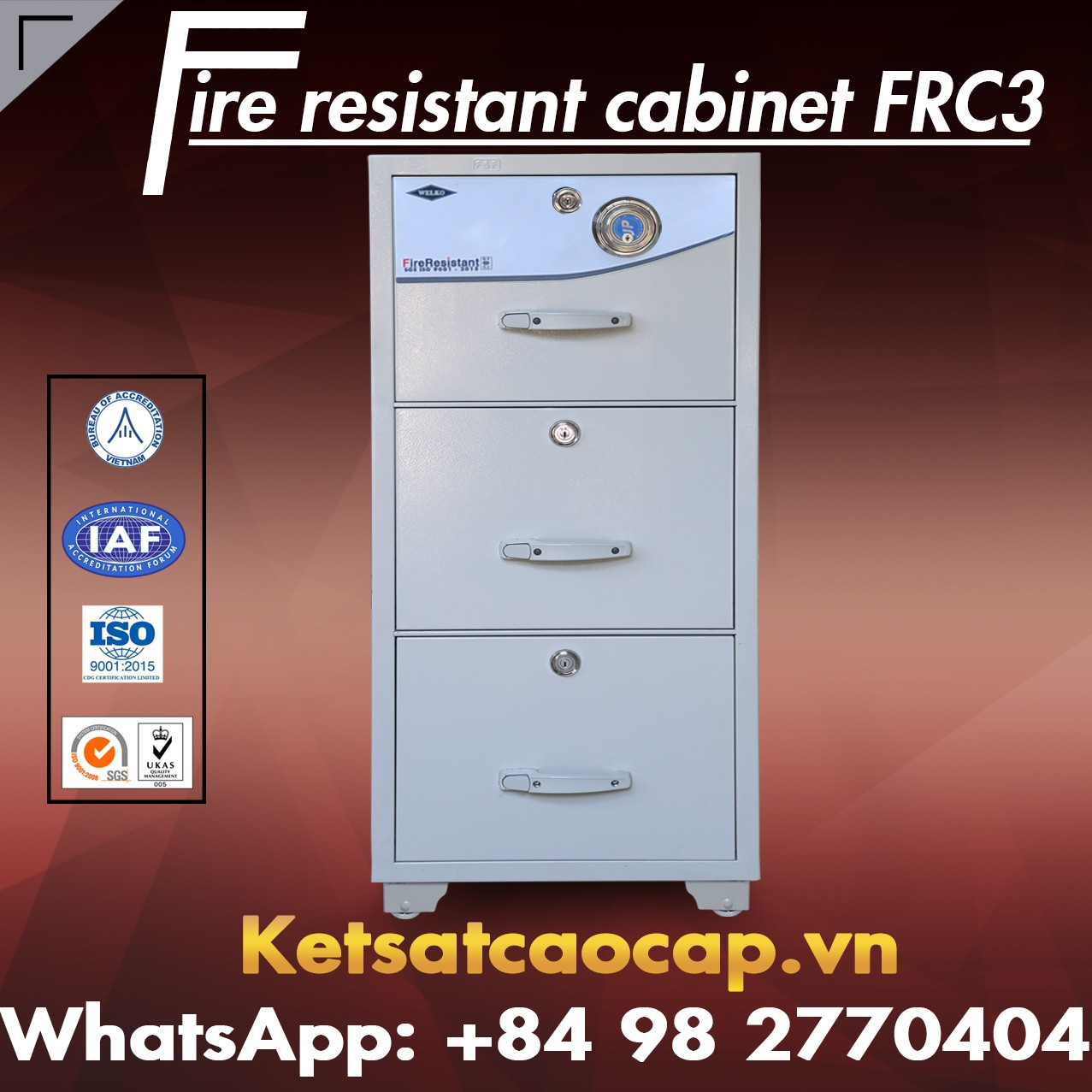 Fireproof Cabinet Suppliers