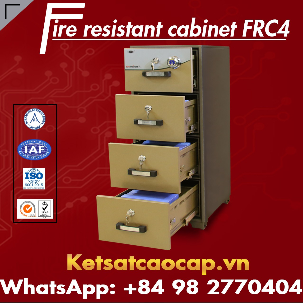 Fireproof File Cabinet