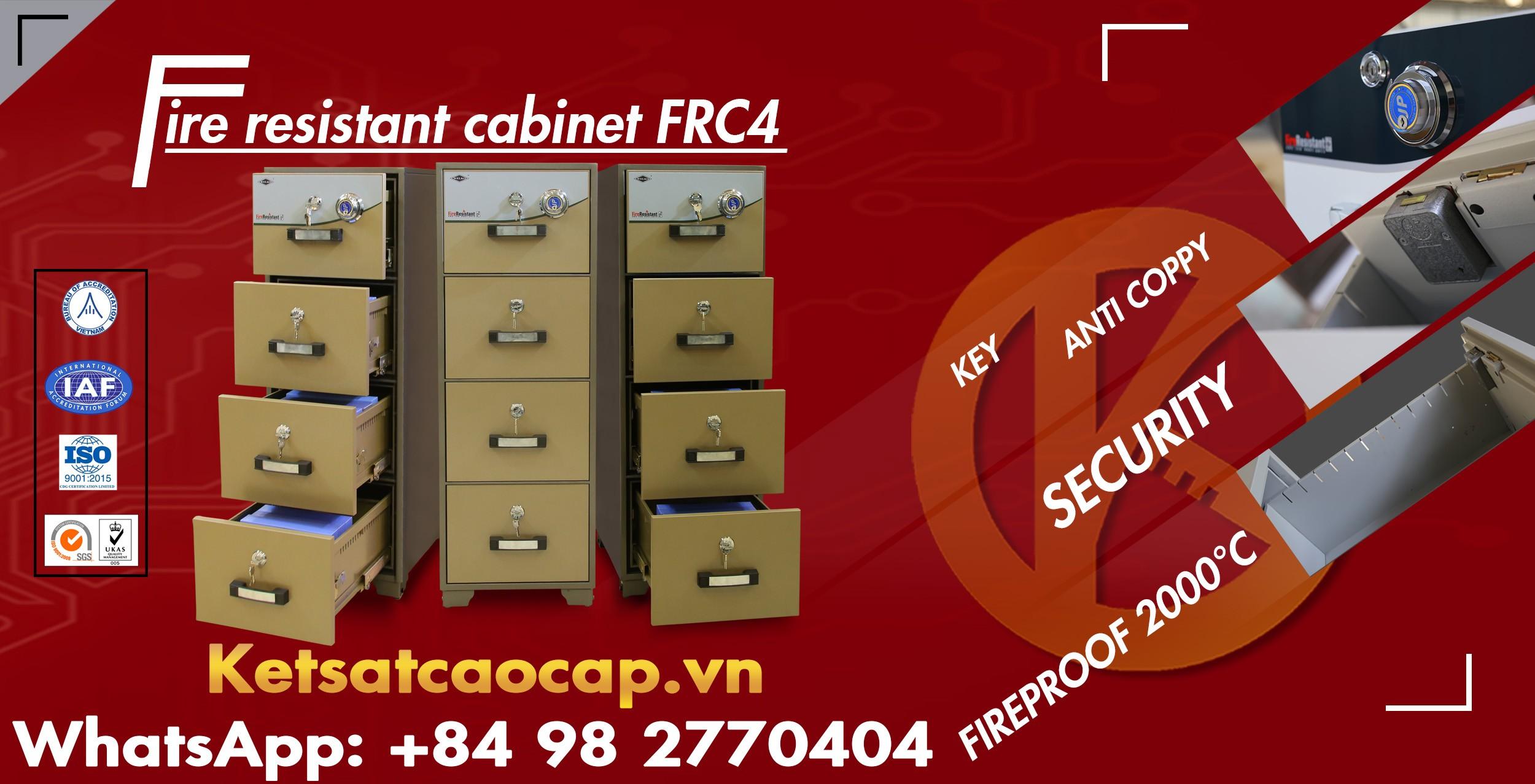 hình ảnh sản phẩm công dụng của tủ hồ sơ ngân hàng bank safe