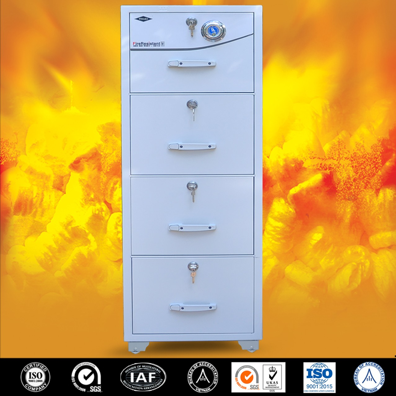 Cheapest Fire Resistant Secure Storage Cabinets