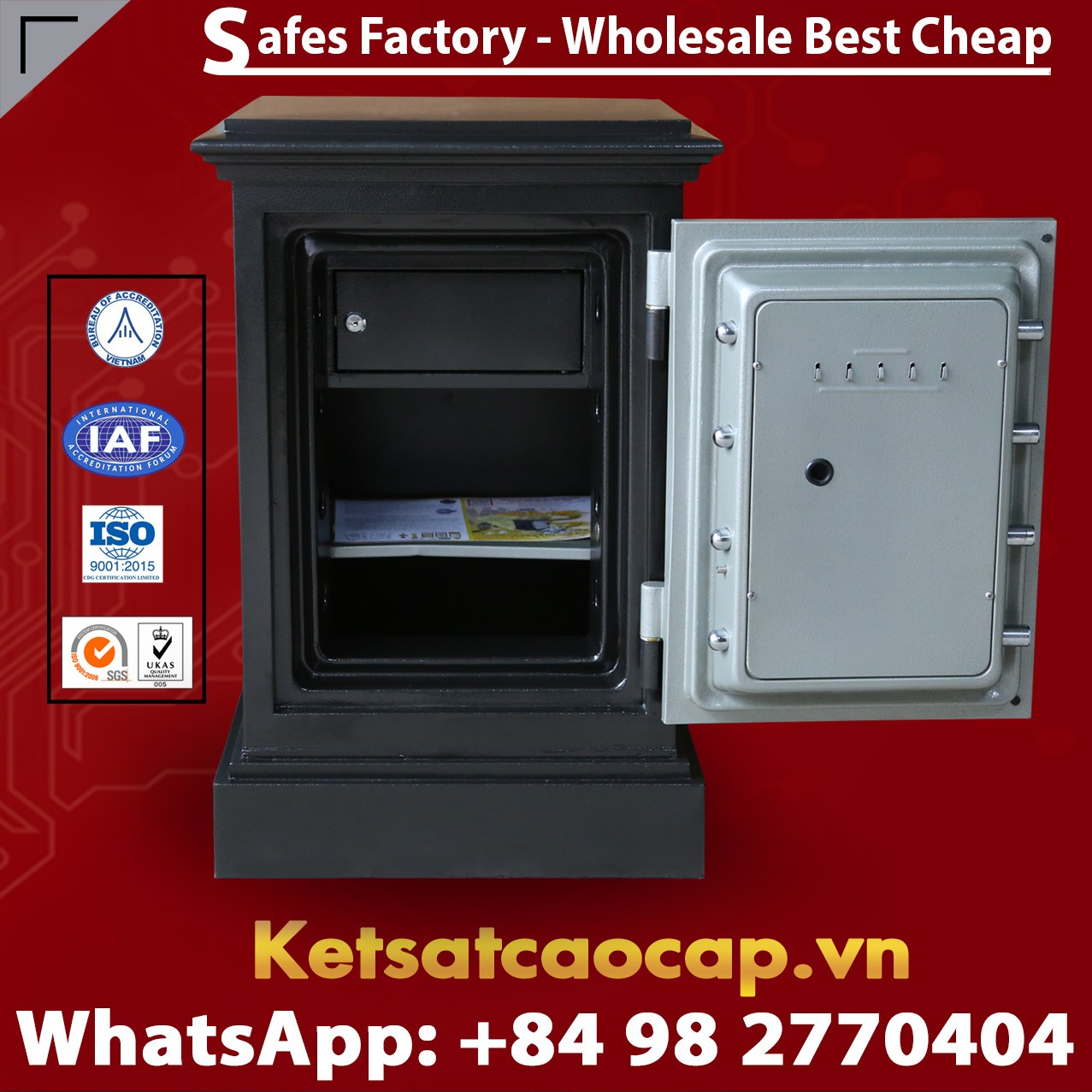 Fireproof Home Safes for sale