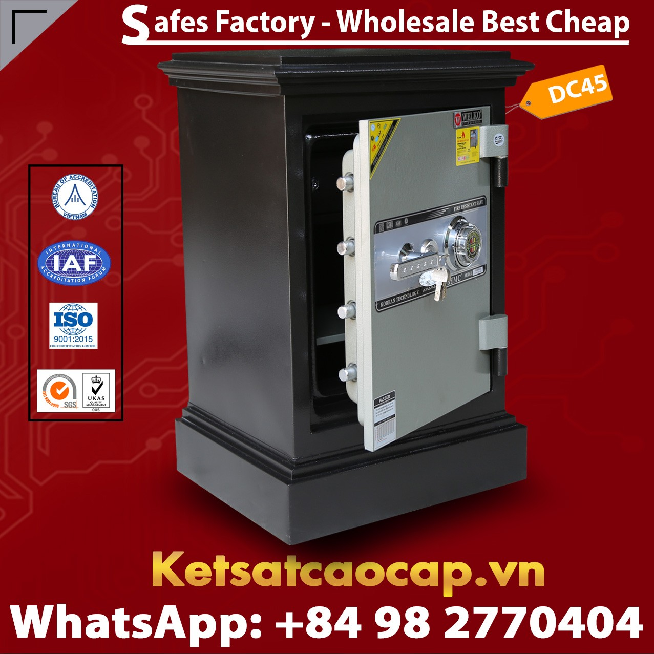 Home Safes Factory