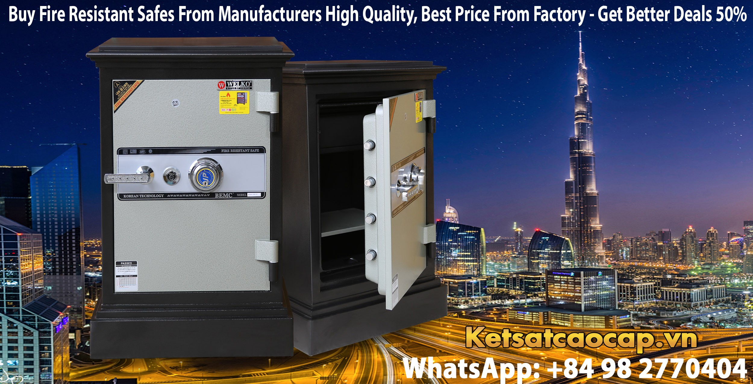 hình ảnh sản phẩm Home Safes Suppliers and Exporters