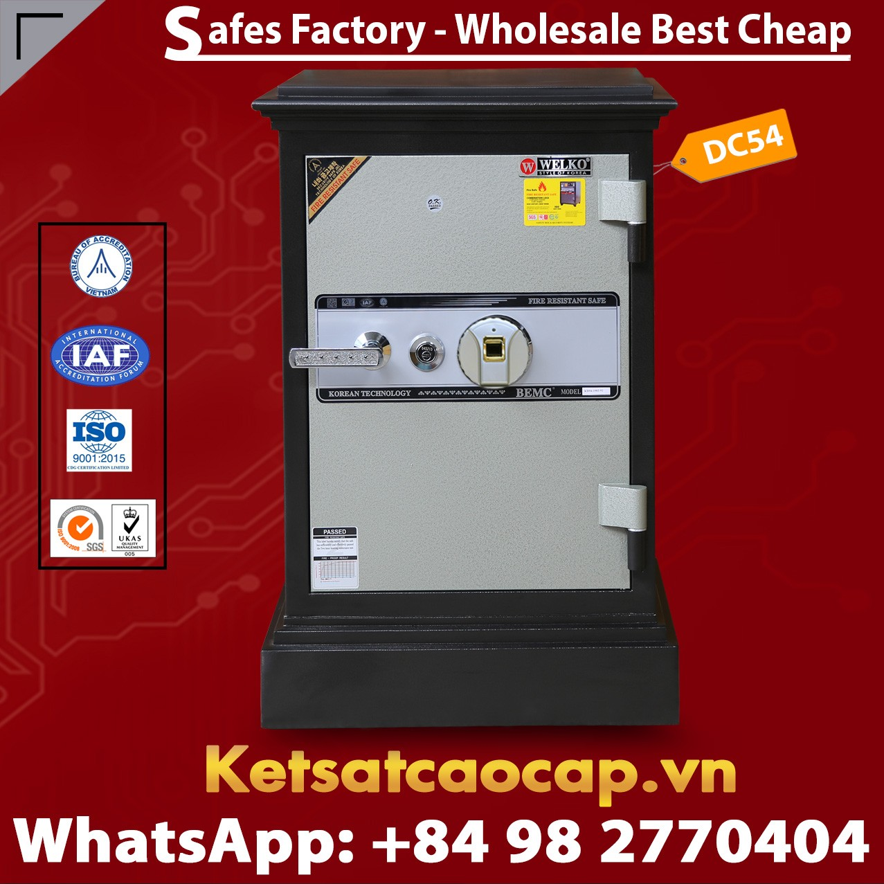 Home Safes Factory Direct & Fast Shipping