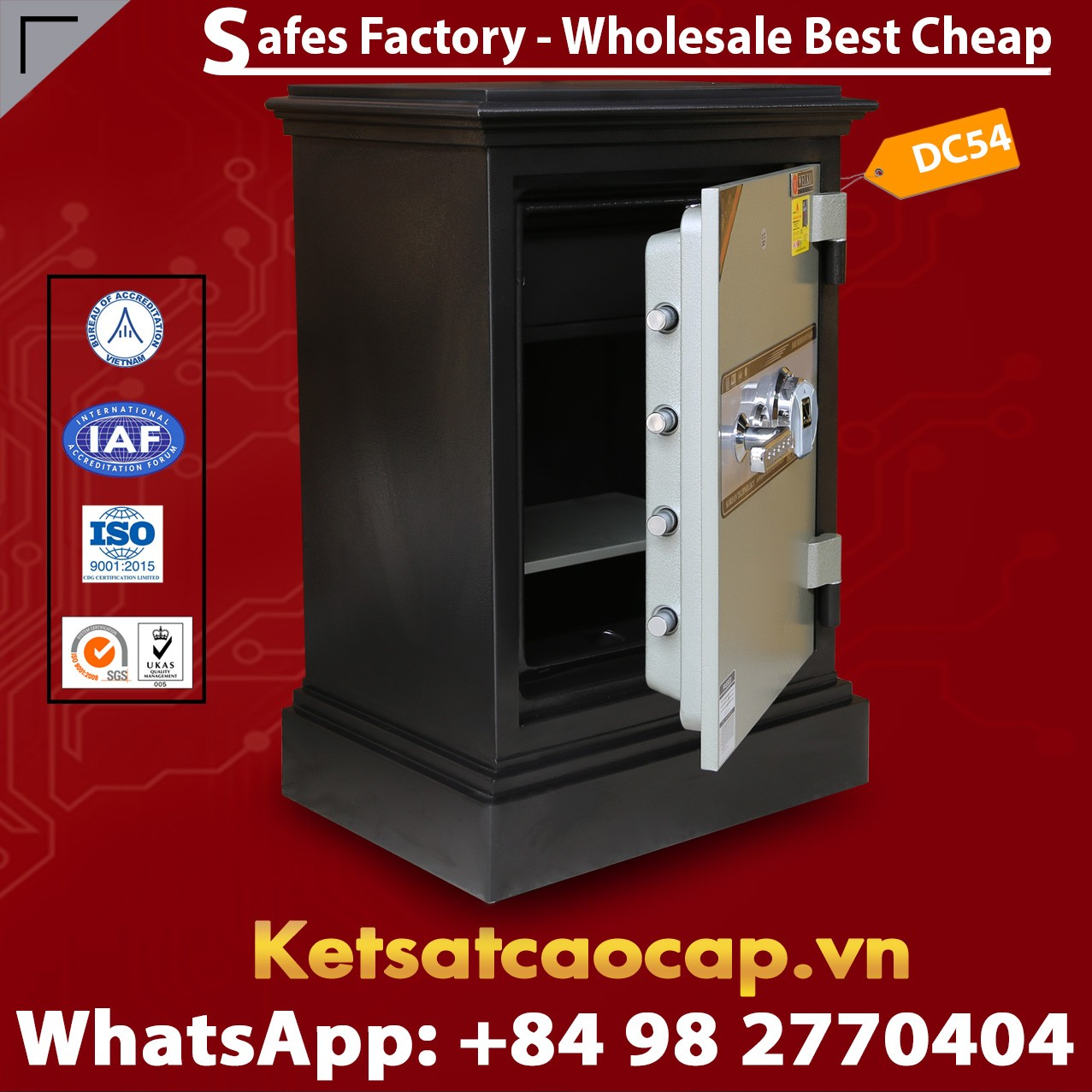Home Safes Manufacturing Facility