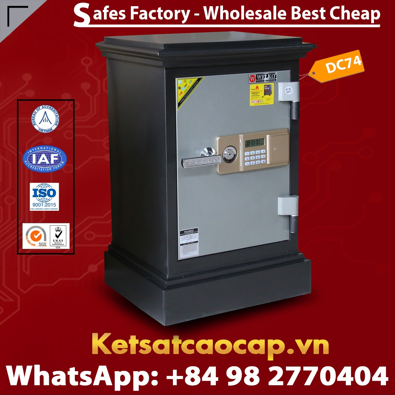 Home Safes Wholesale Suppliers