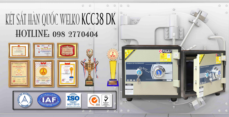 Két Sắt Văn Phòng KS80N - KC
