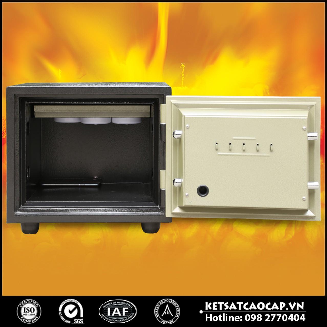 Két Sắt Chống Cháy LX400 - E Gold