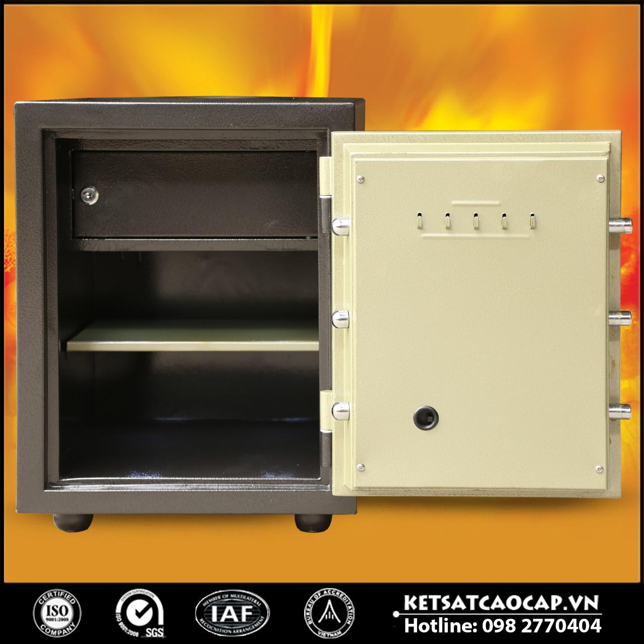 Két Sắt Chống Cháy LX500 - E Gold