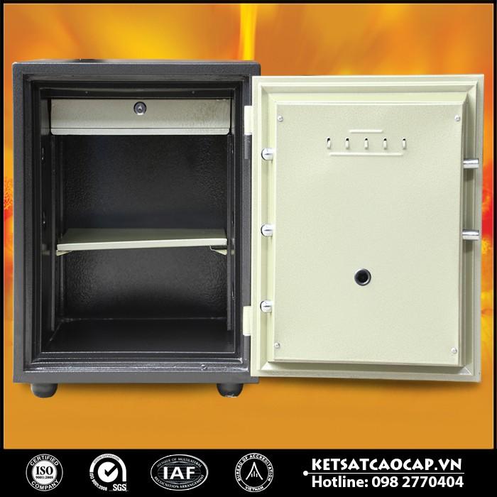 Két Sắt Chống Cháy LX570 - E Silver