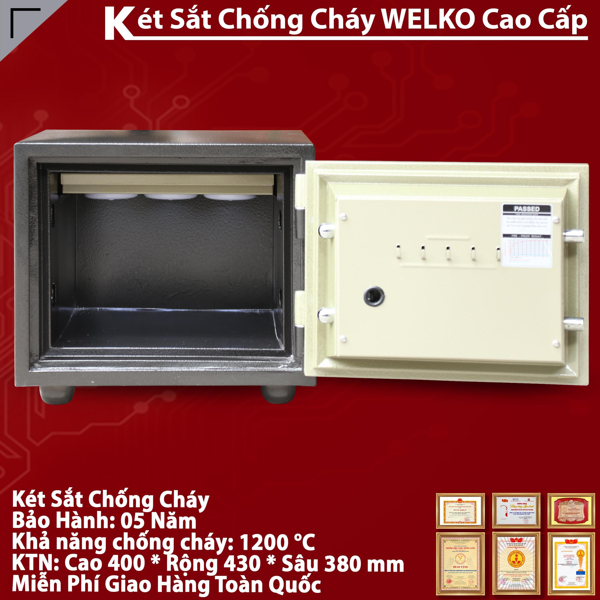 Két Sắt Vân Tay Sale 50%