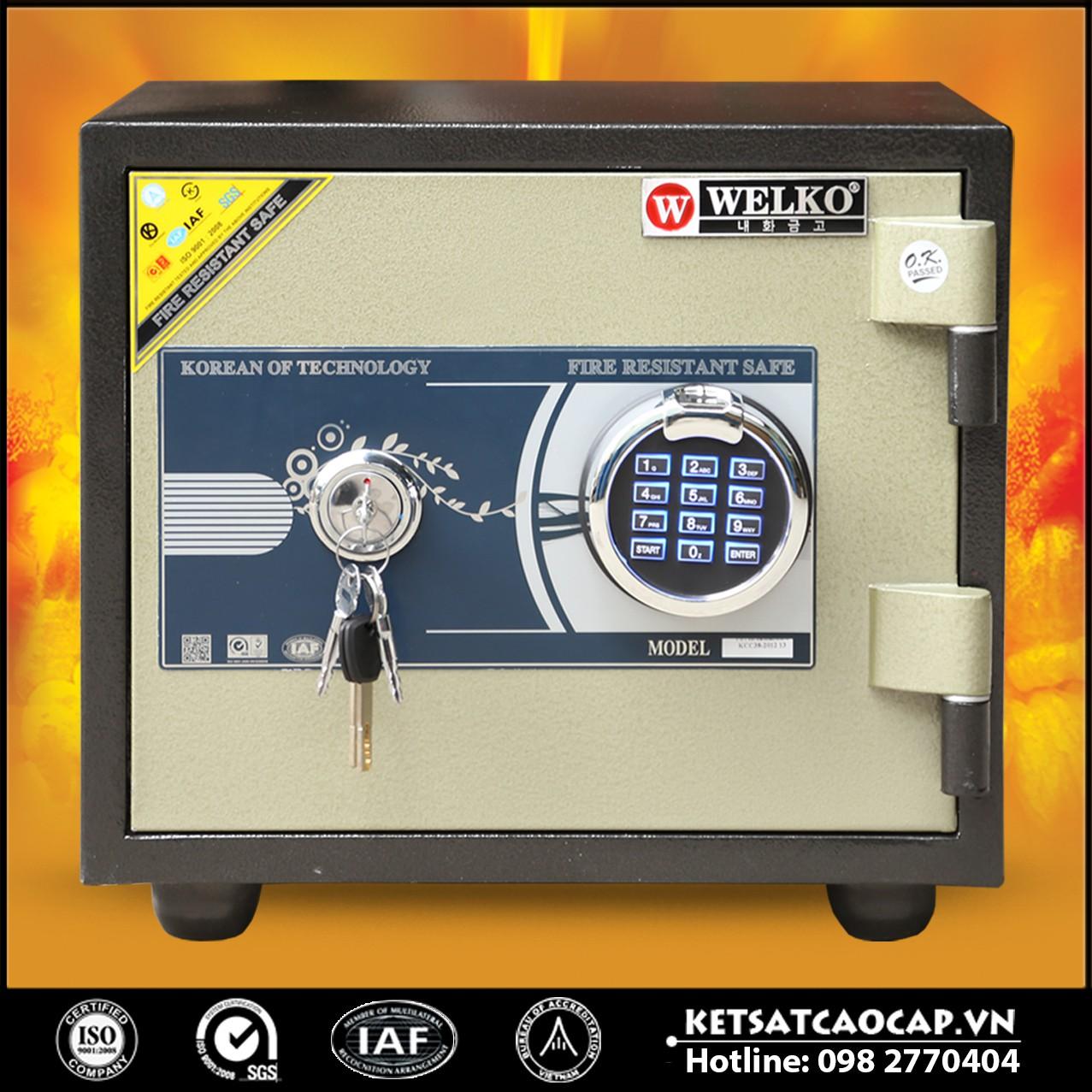Két Sắt Chống Cháy LX600 - FE