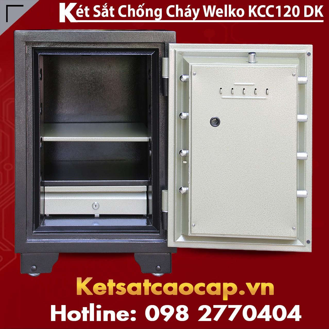 Két Sắt Nhật Bản WELKO KCC120 DK