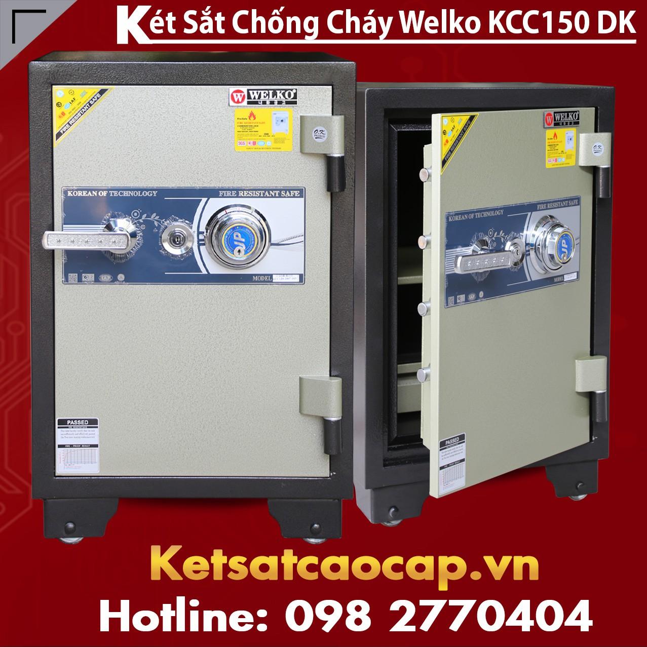 Két Sắt Nhật Bản WELKO KCC150 DK