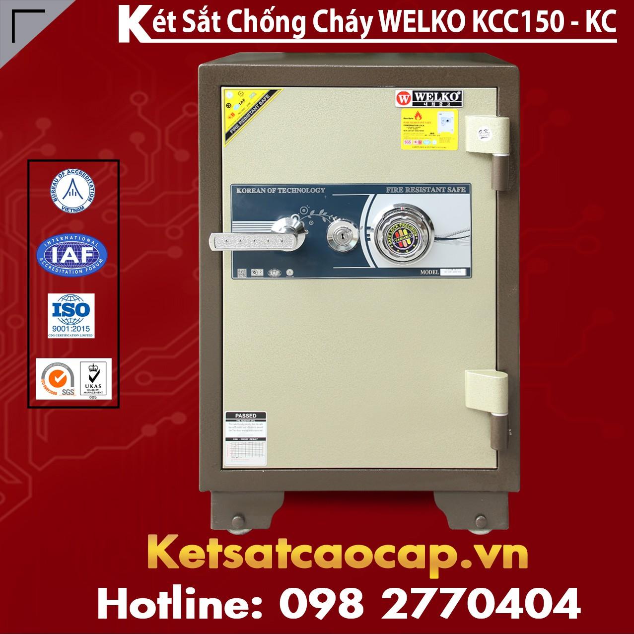 Két Sắt Mini Hàn Quốc KCC150 - KC