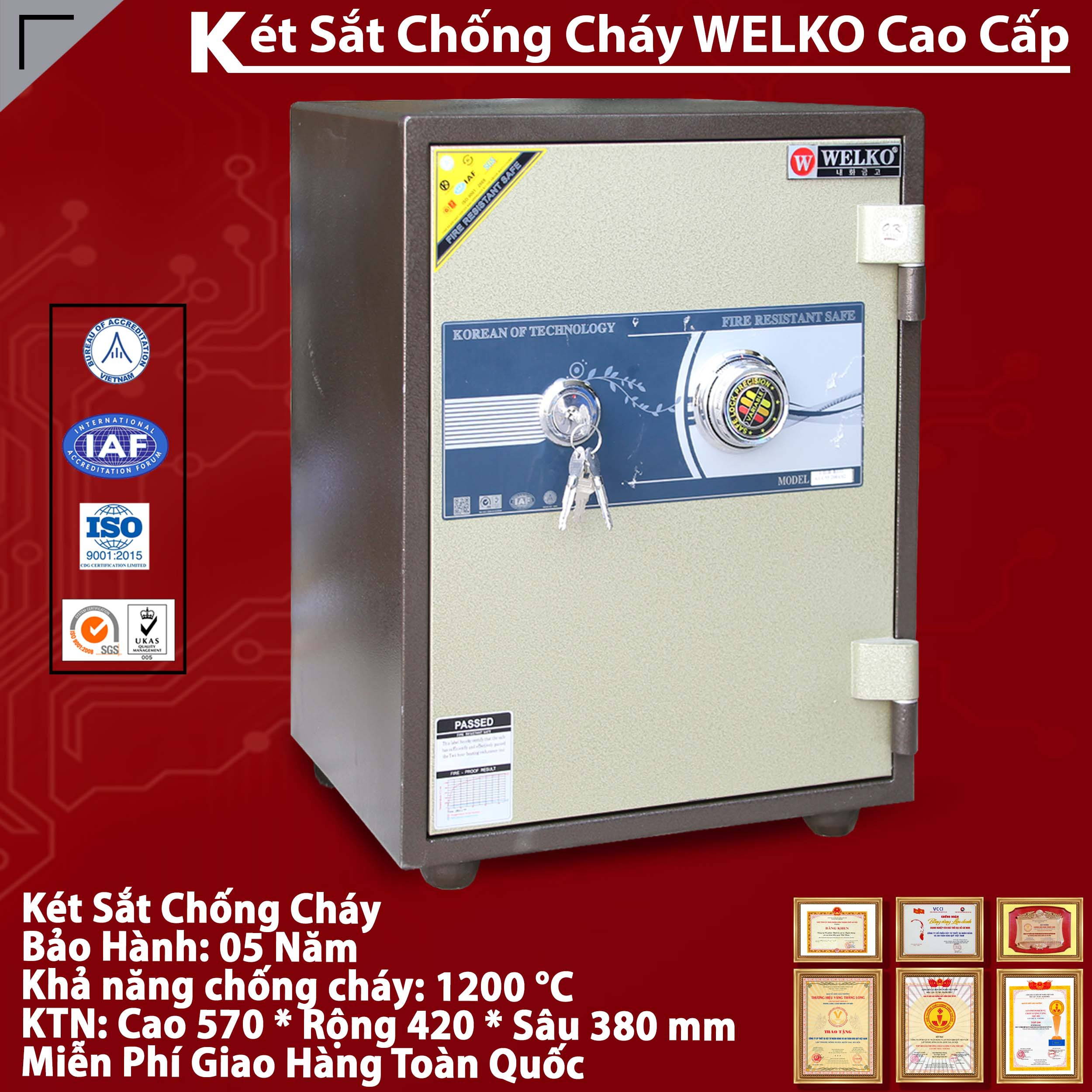 Ket Sat Mini Han Quoc Chinh Hang