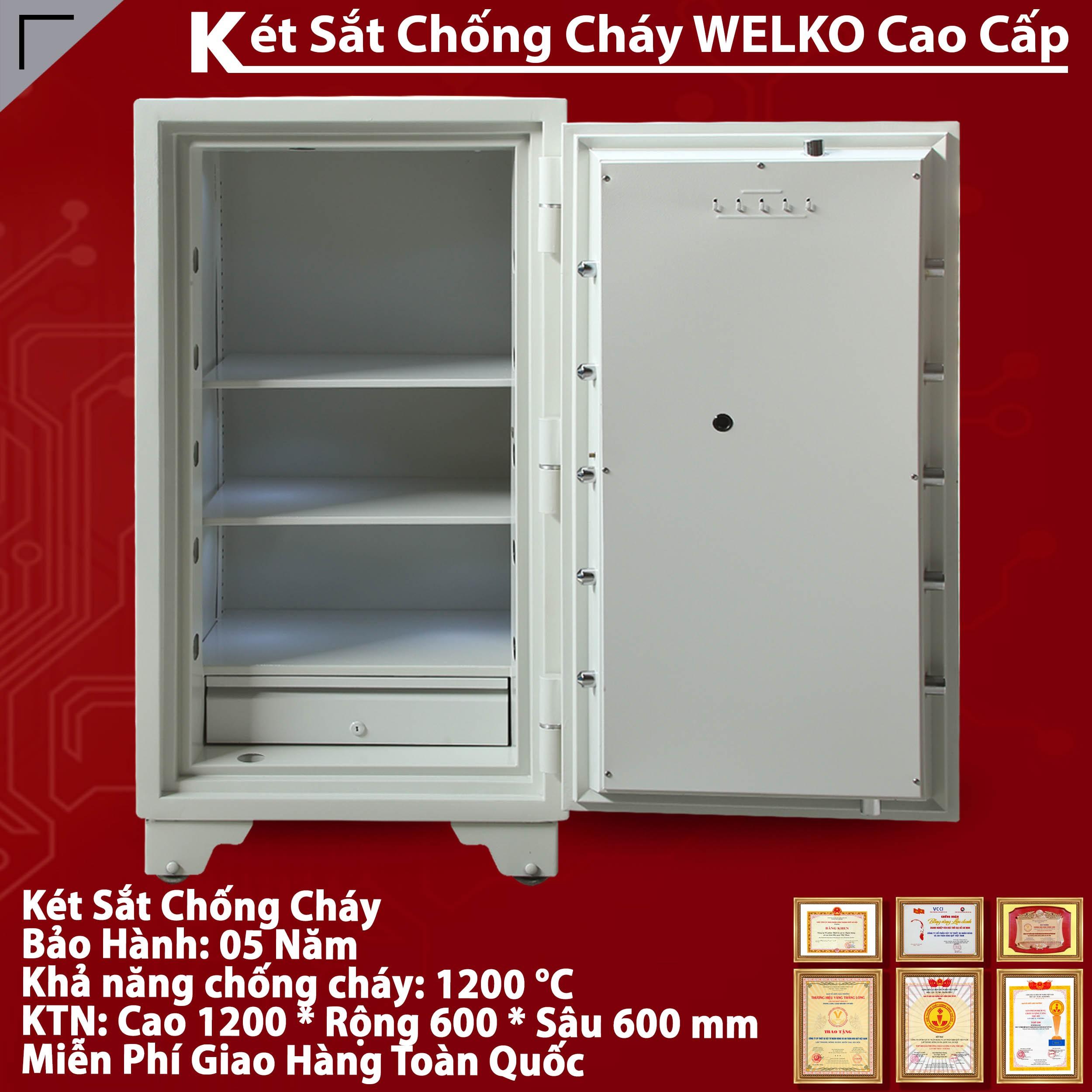 Mua Ket Sat Cao Cap Chinh Hang