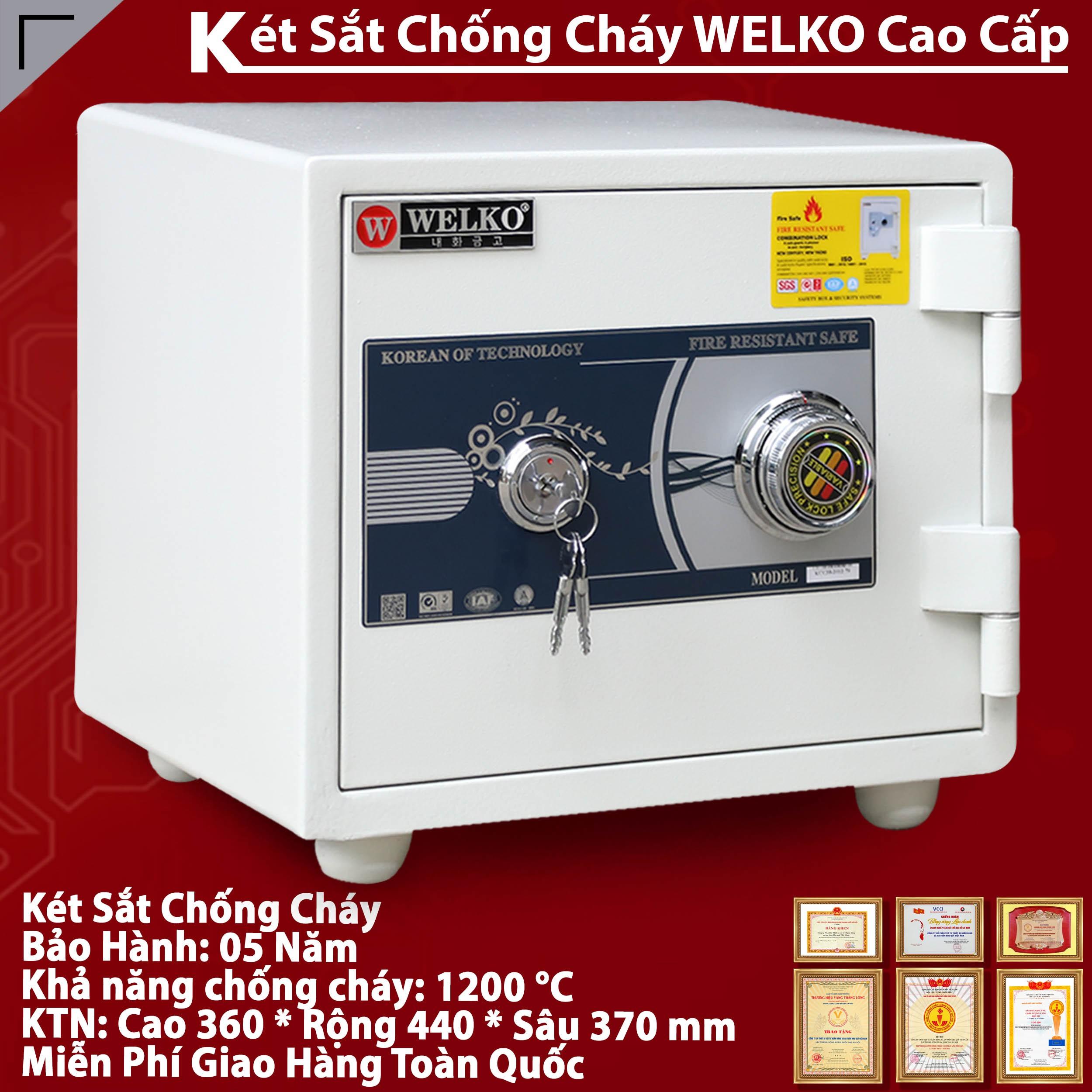 Mua Ket Sat Chong Chay