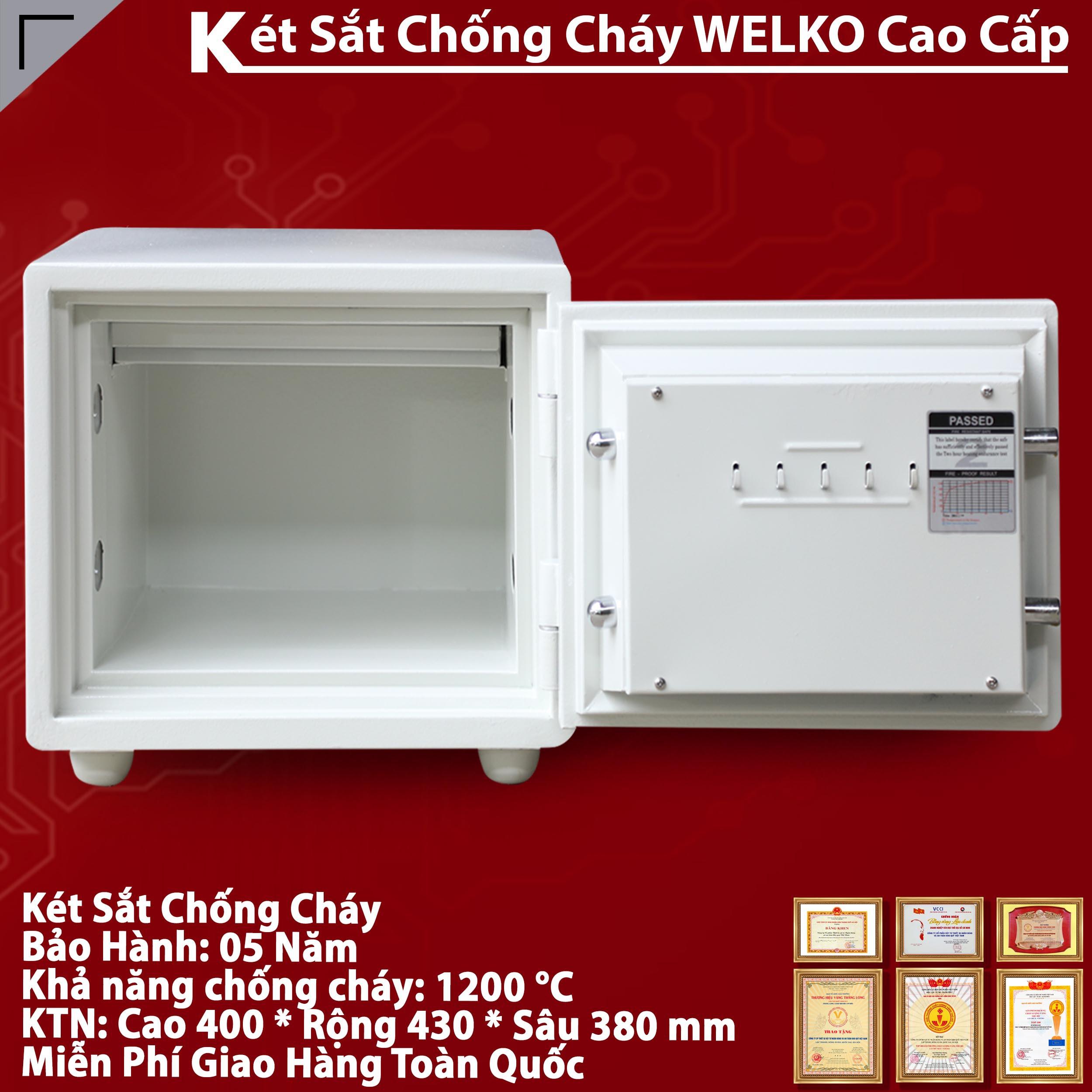 Ket Sat Chong Chay Welko Bao Mat Cao