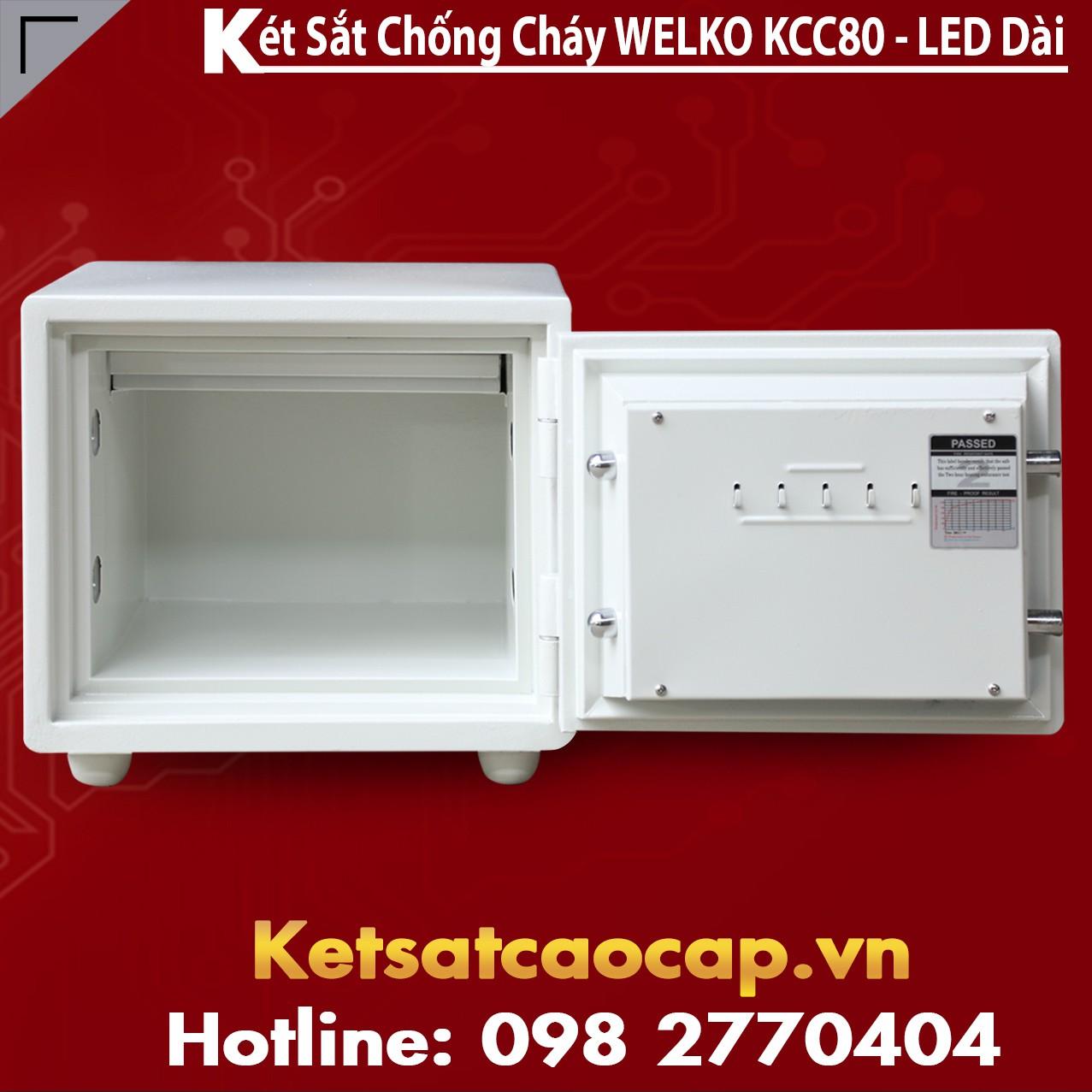 Ket Sat Chong Chay Welko Chinh Hang