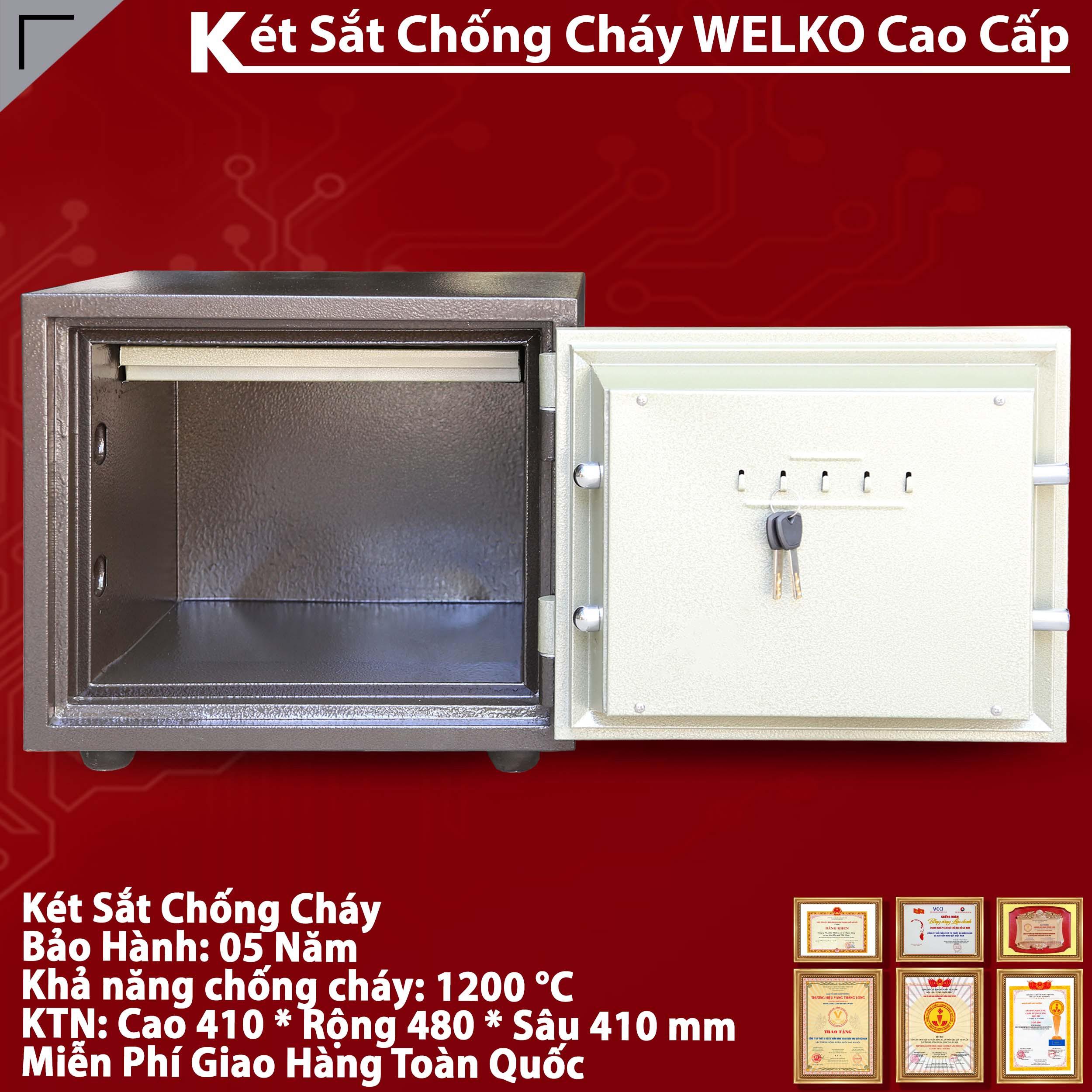Ket Sat Mini Chong Chay Gia Tot
