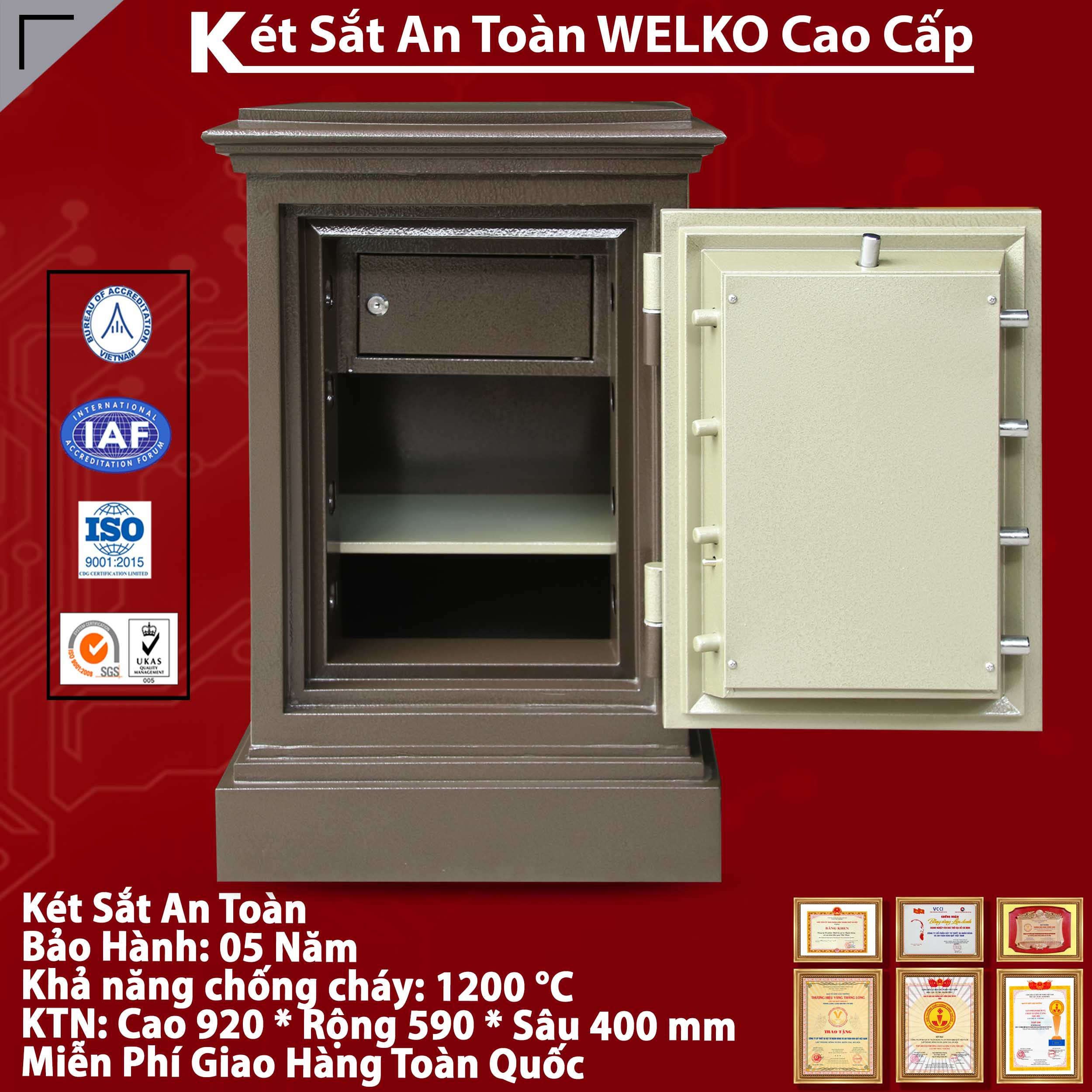 Ket Sat Khoa Van Tay Chat Luong Cao