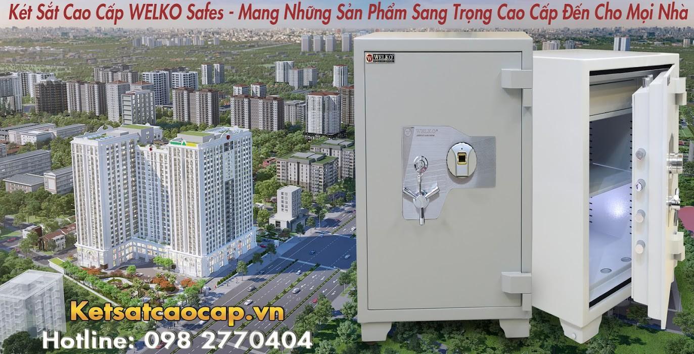 hình ảnh sản phẩm két sắt bằng vân tay Cần thơ giá rẻ