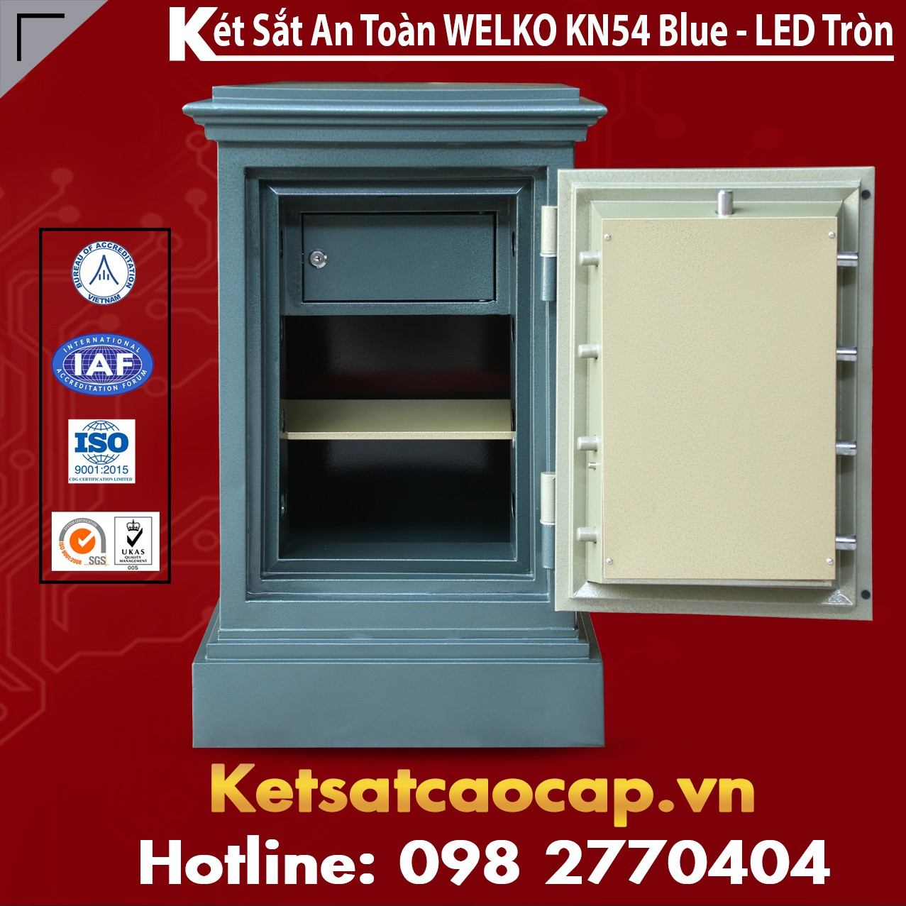 Ket Sat Co Lon Chong Chay