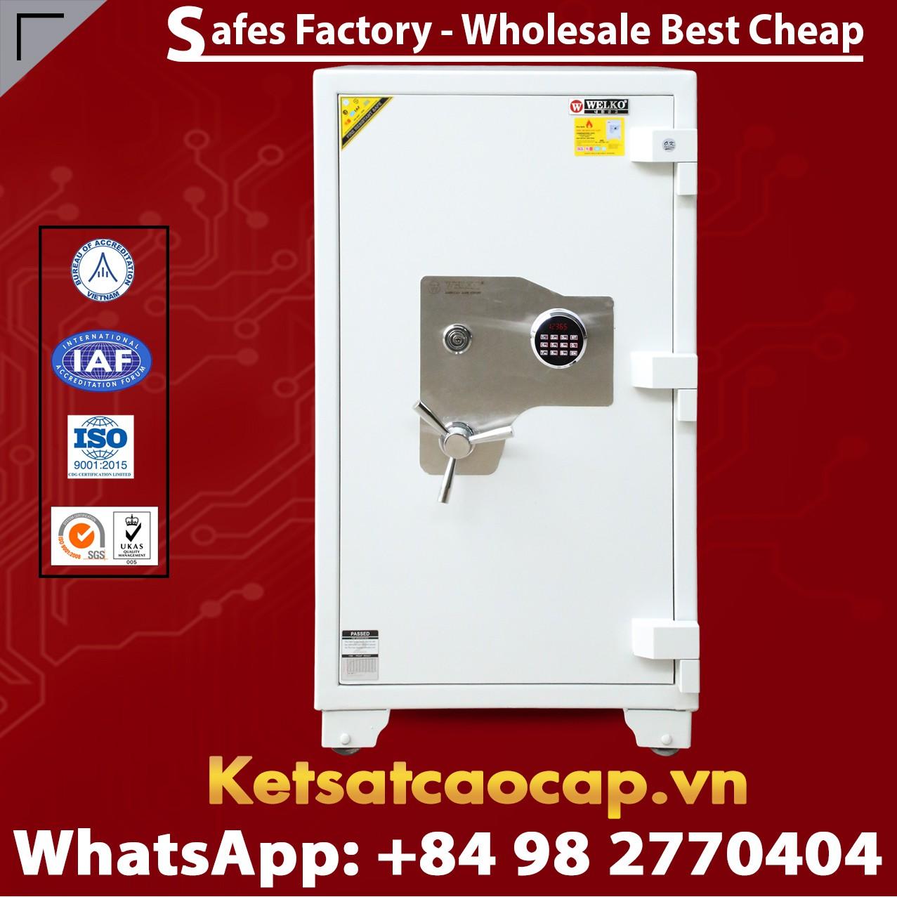 Luxury Safes Box WELKO US1080 LED Pro