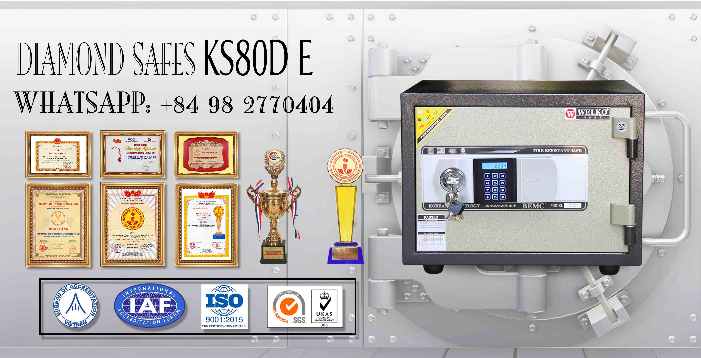 hình ảnh sản phẩm Home Safe Welko S80N GOLD E