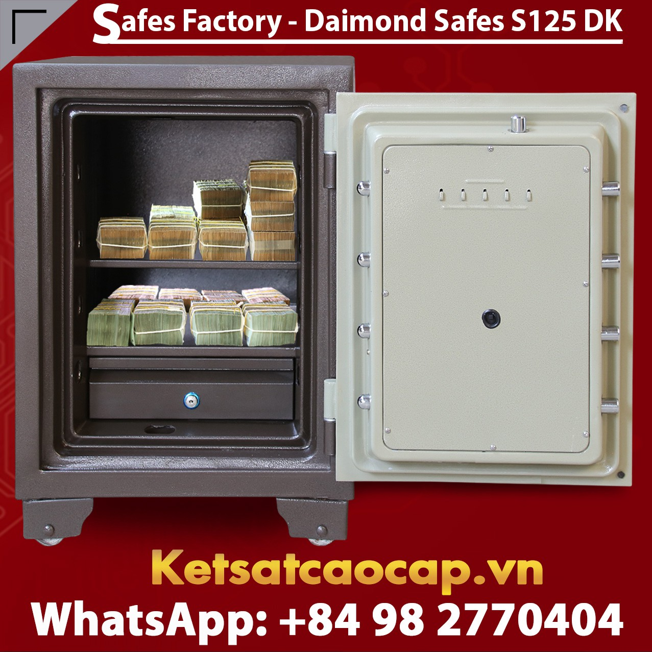OFFICE SAFES KS125 DK