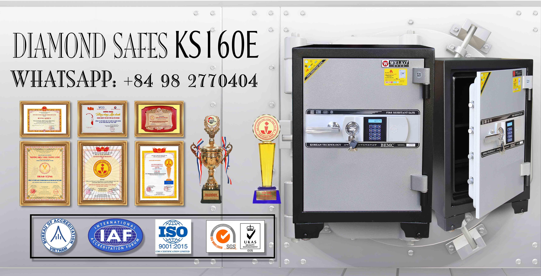 hình ảnh sản phẩm Home Safe Welko S160 E