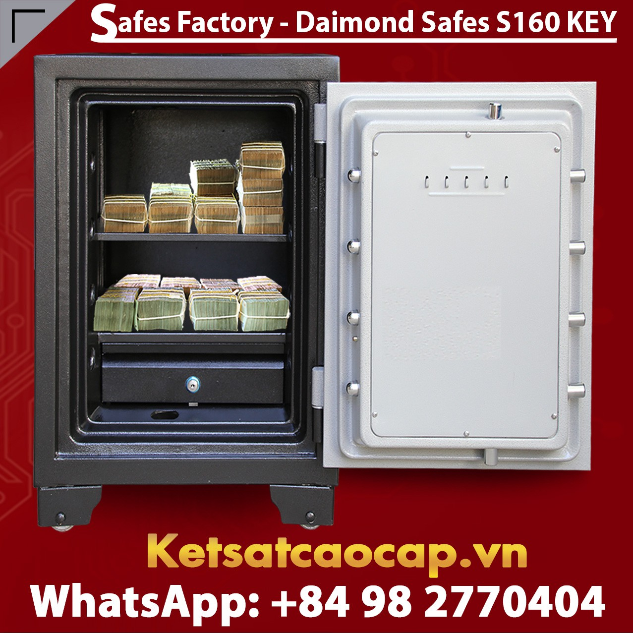 KEY SAFES S160 KEY