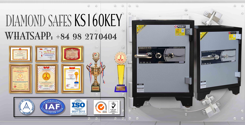 hình ảnh sản phẩm KEY SAFES S160 KEY