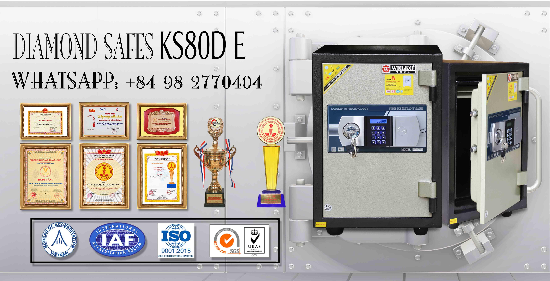 hình ảnh sản phẩm Home Safe Welko S80D E