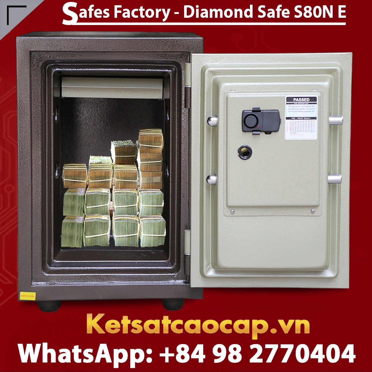 OFFICE SAFE S80D E