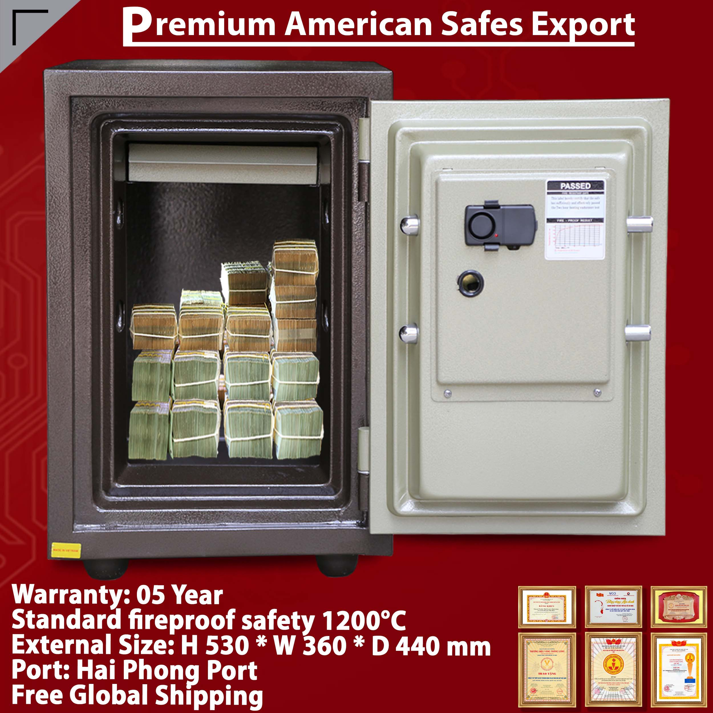 SAFE IN SAFES