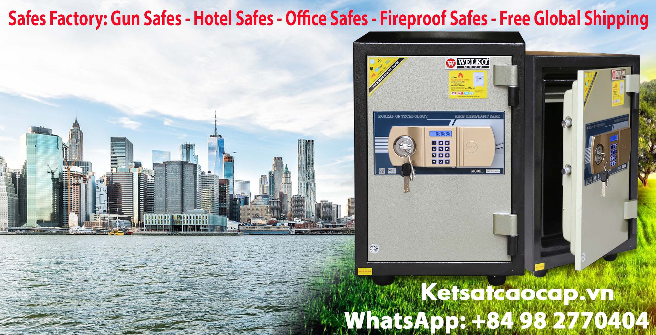 BURGLARY FIRE SAFES