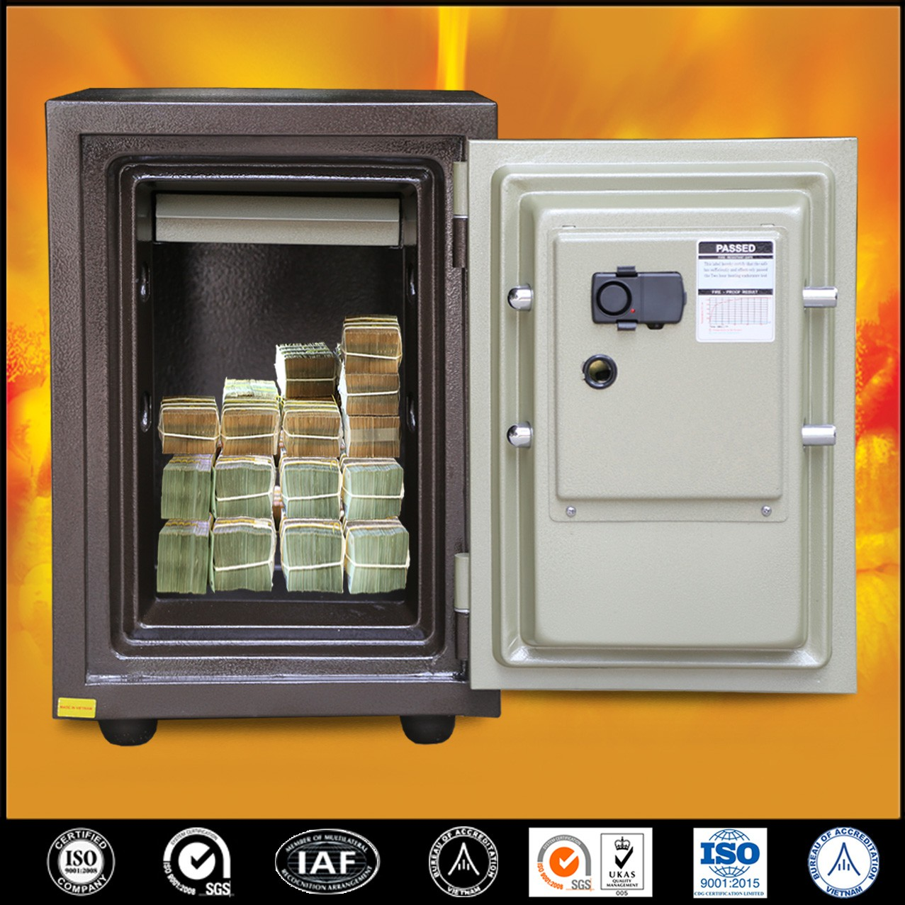 DIAMOND SAFES