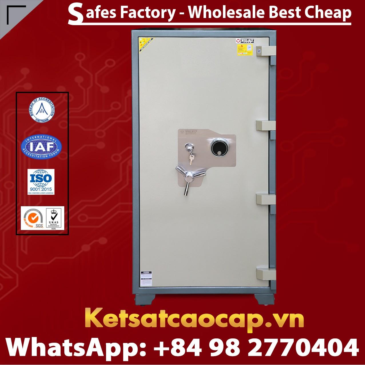 Premium Safe Box WELKO US1510 DK
