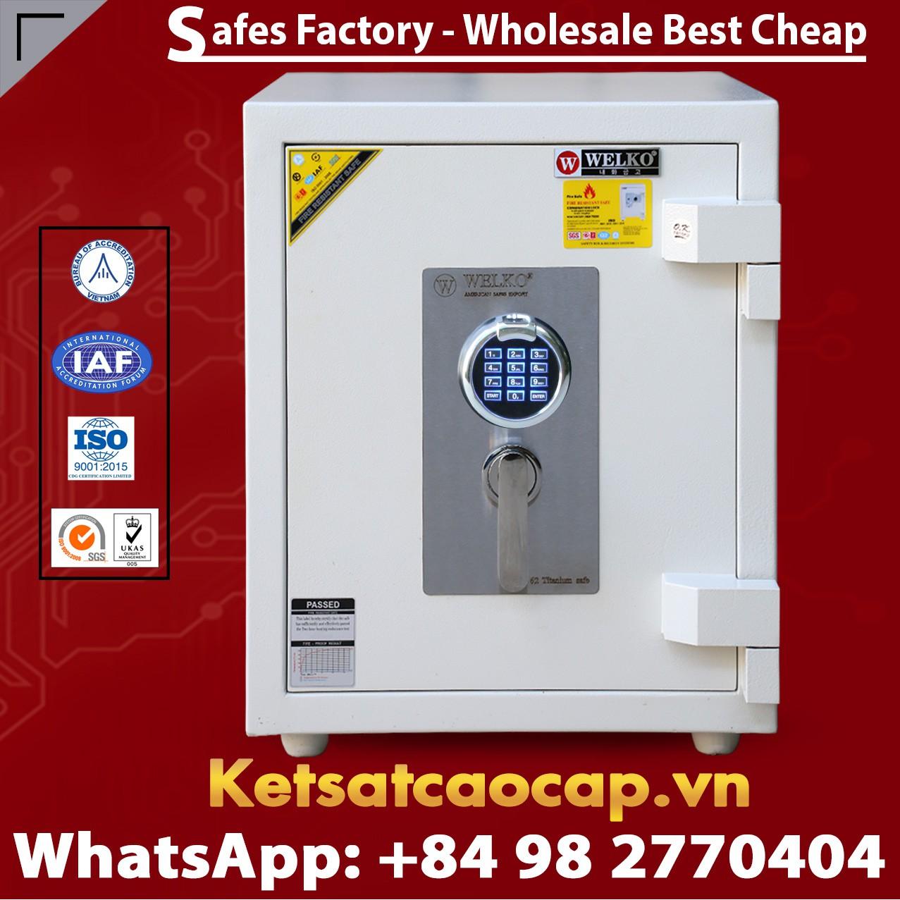 Premium Safes Box WELKO US620 FE