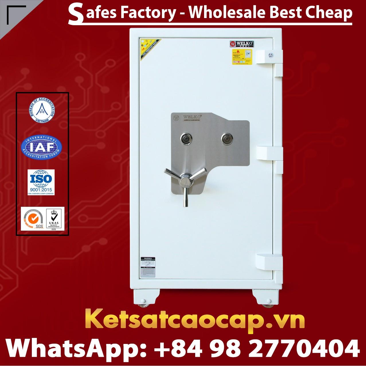 Safes Box Company WELKO US1080 KEY Pro
