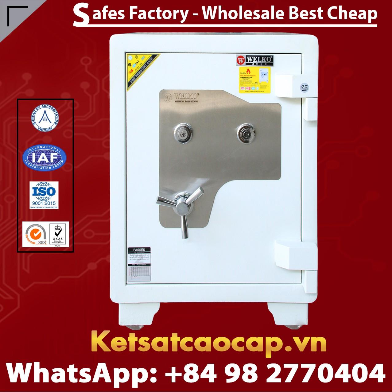 Safes Box Company WELKO US680 KEY