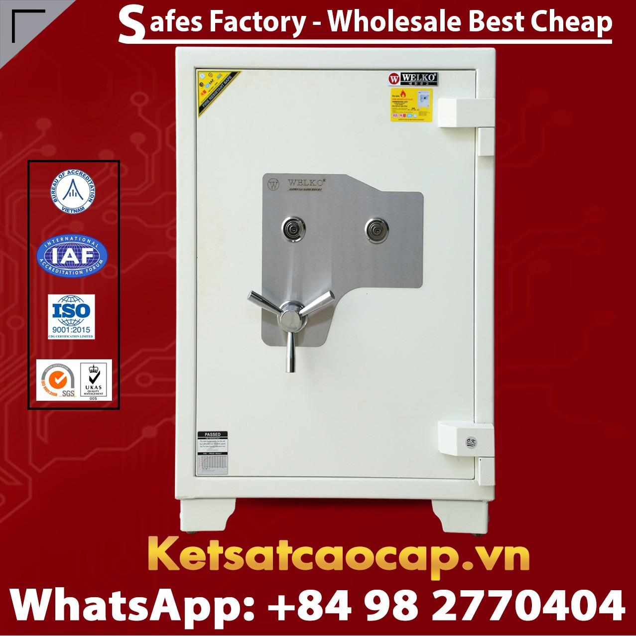 Safes Box Company WELKO US880 KEY