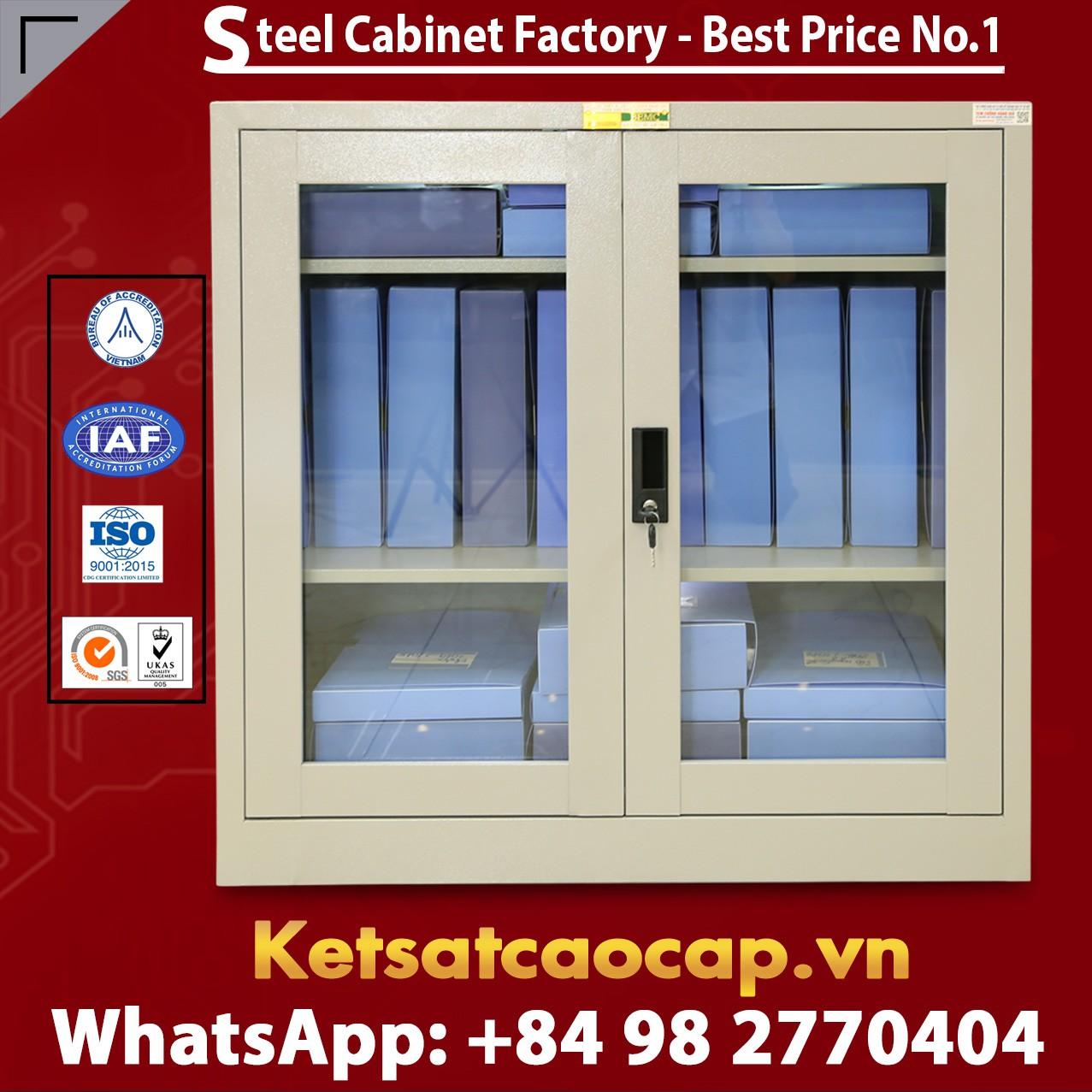 Glass Steel Cabinet TU09CK900