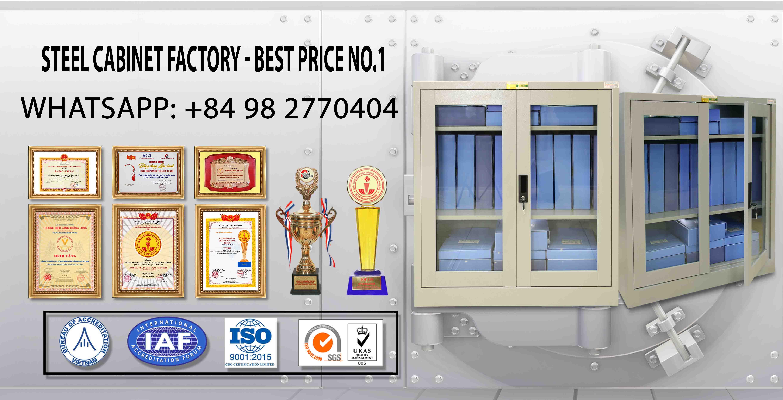 hình ảnh sản phẩm Glass Steel Cabinet TU09CK900