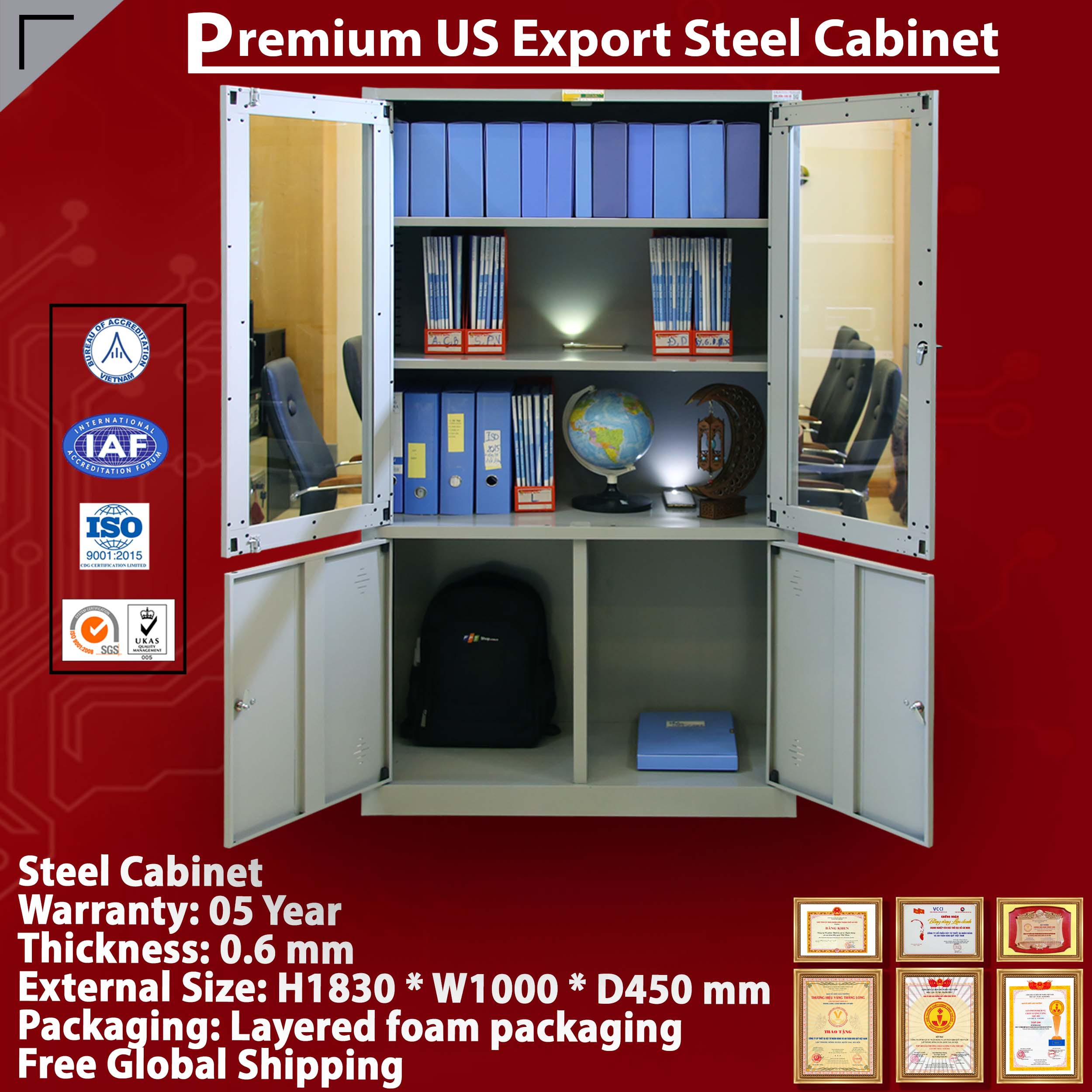 Mobile Filing Cabinets
