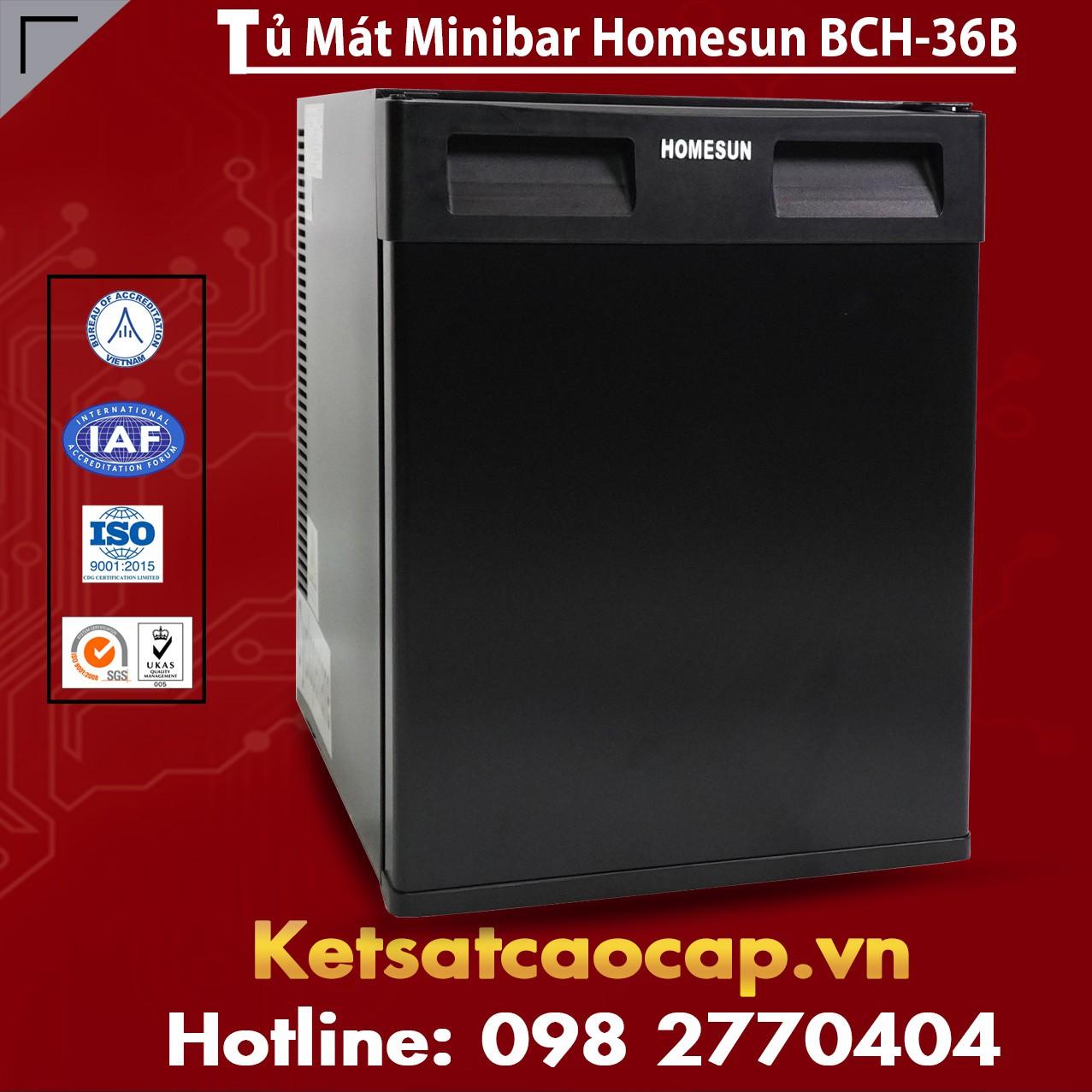 Tủ Mát HomeSun BCH - 36B