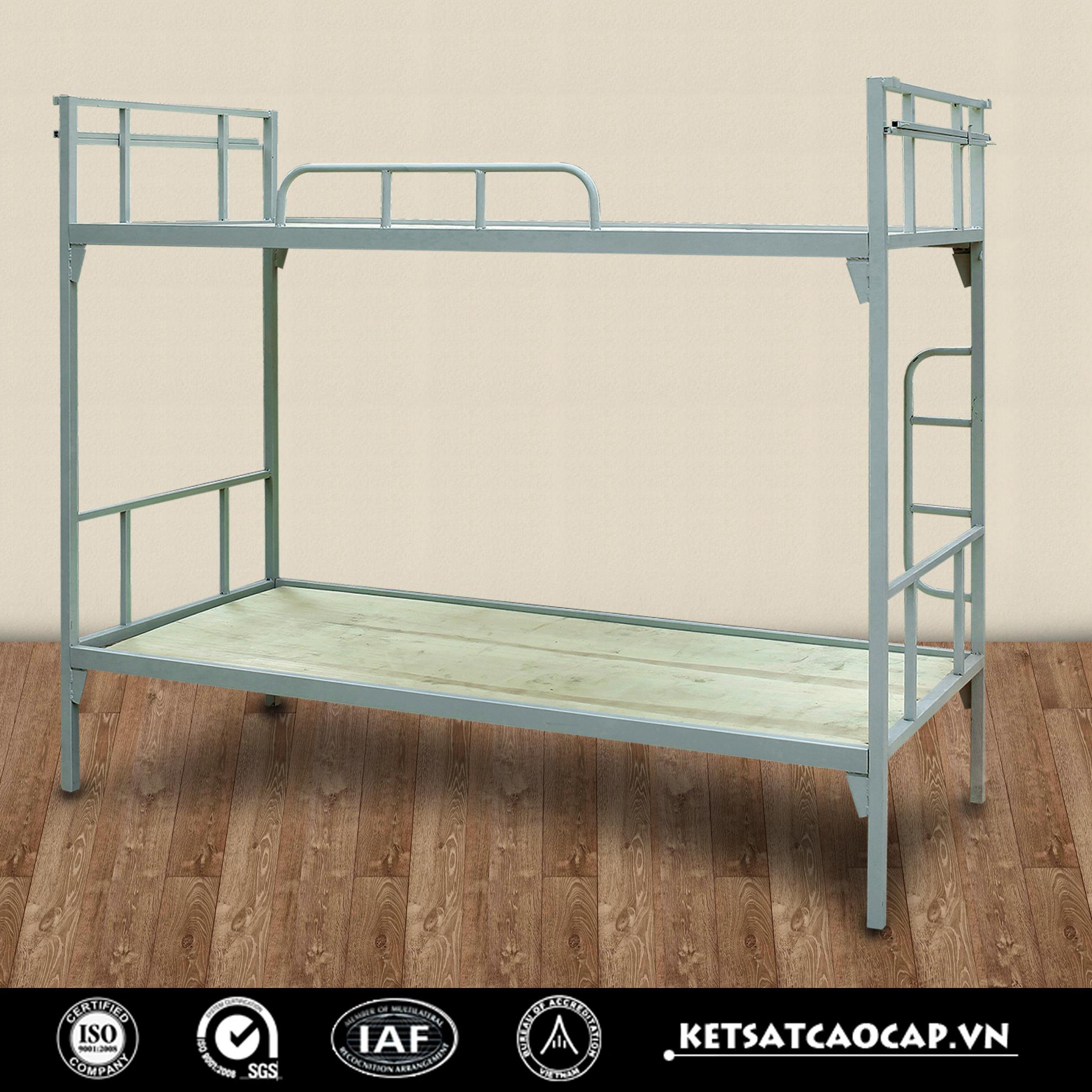 Giường sắt sinh viên