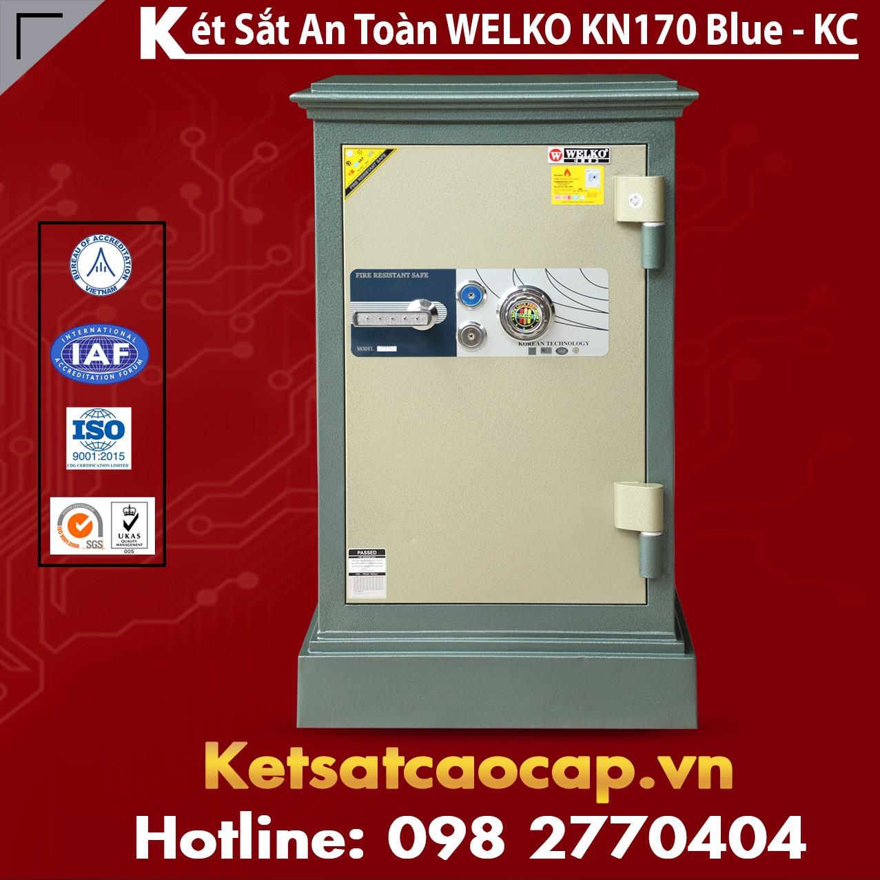 Két Sắt An Toàn KN170 - KC